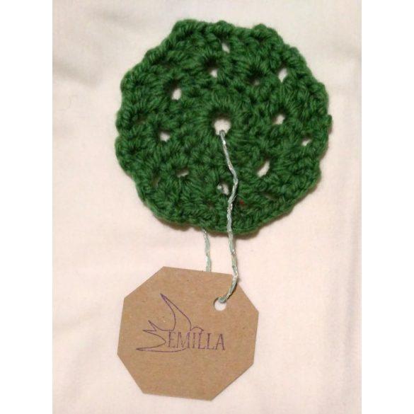 Nori Flake - Hand crocheted cup coaster