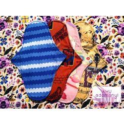 Charity pad for heavy flow (1pcs) Athéné size, surprise print