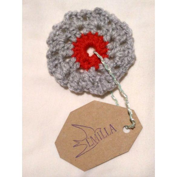 Dandelion Flake - Hand crocheted cup coaster