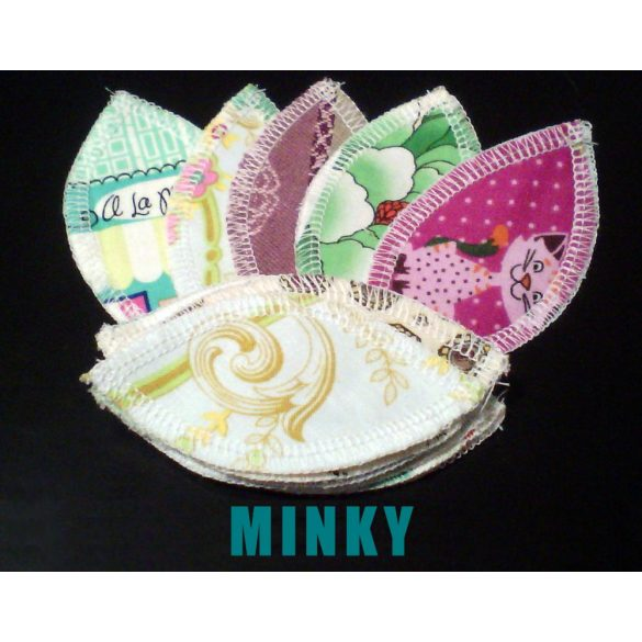 Emilla Interlabial pad: Minky