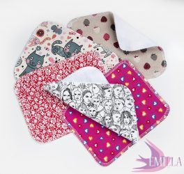 Family cloth set (5pcs)