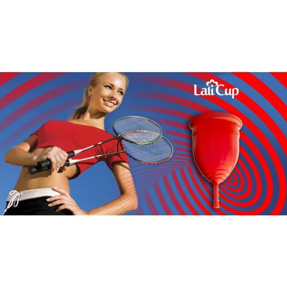 Lalicup - nagy méret (L) - Piros