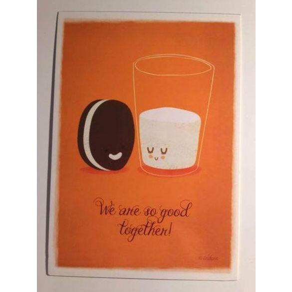 3db So Good Together! - Adaland üdvözlőkártya