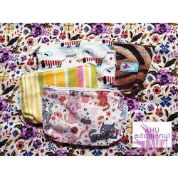 Charity wet bag for cloth pads (1pcs) - surprise print