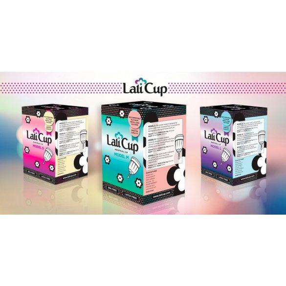 Lalicup - kisméret (S) - átlátszó