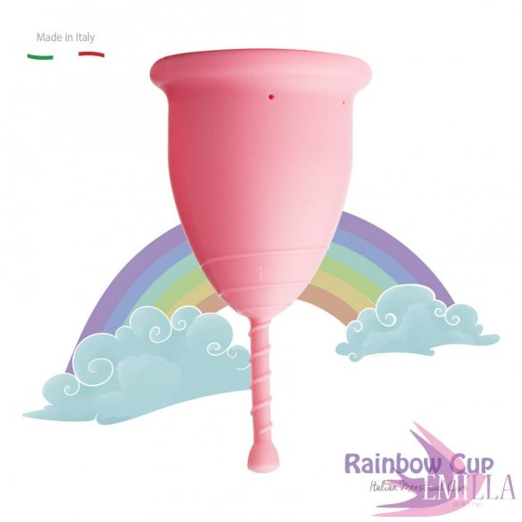 Rainbow Intimkehely kisméret - Pink