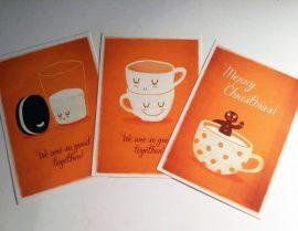 3pcs So Good Together set - Adaland designcard