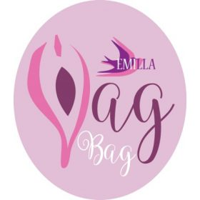 VagBag - Special menstrual cup pouch