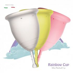 Rainbow Cup L (large size)