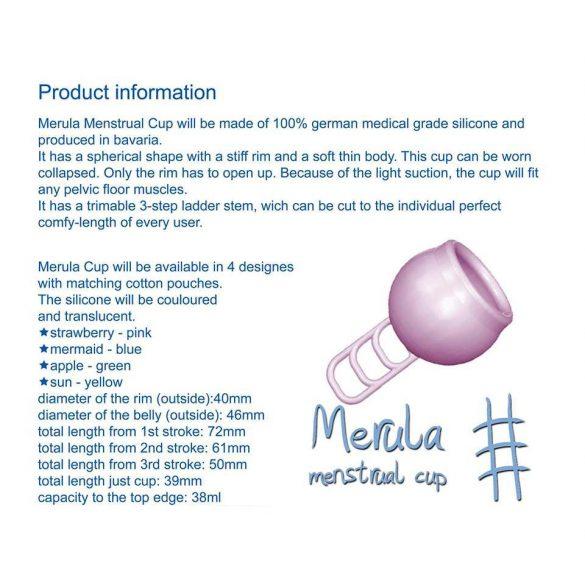 Merula - Eper (Piros)