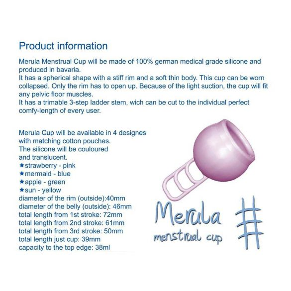 Merula - Strawberry (Red)