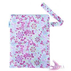 Travel bag - Purple Meadow