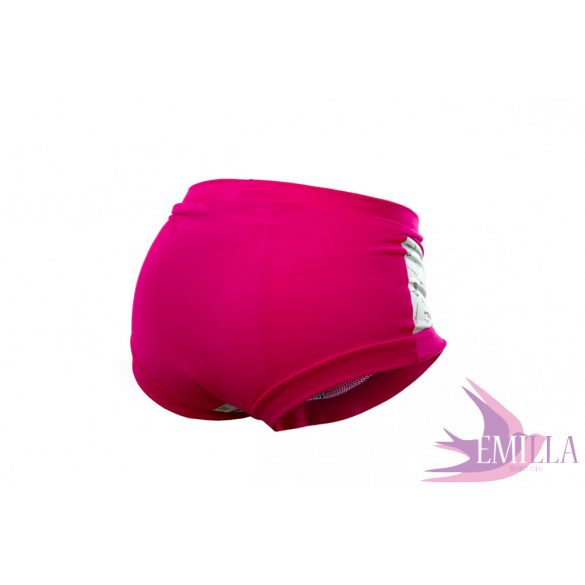 Csillámos Unikornis menstruációs bugyi XXS