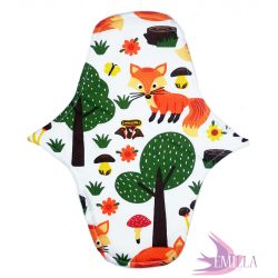 Afrodité (S) Szélesített kisméretű intimbetét, vékony - Forest Foxy