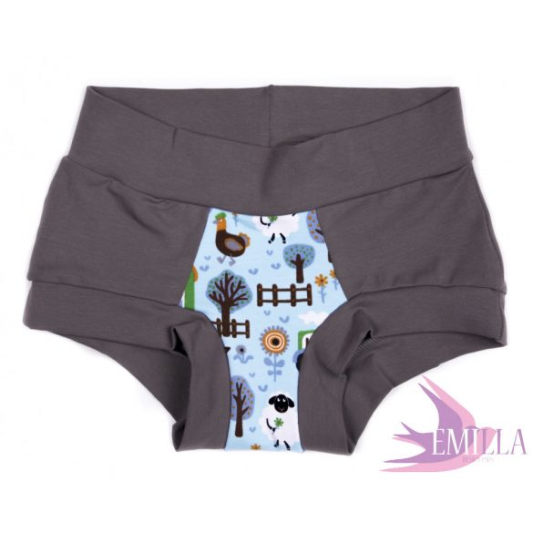 Teal Sheep limited Scrundies xxs