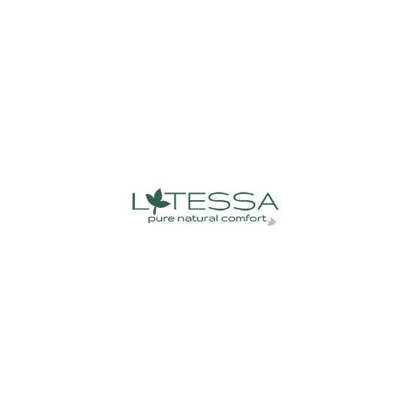 LATESSA XL Plus, with a free organic cotton pouch