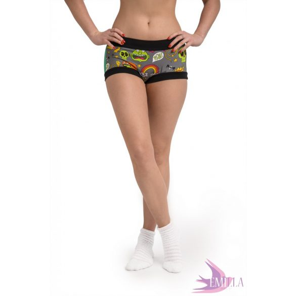 Monster Period Scrundie L