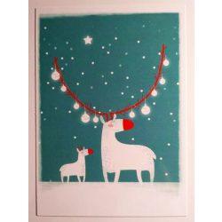 Rudolf Tree - Adaland designcard