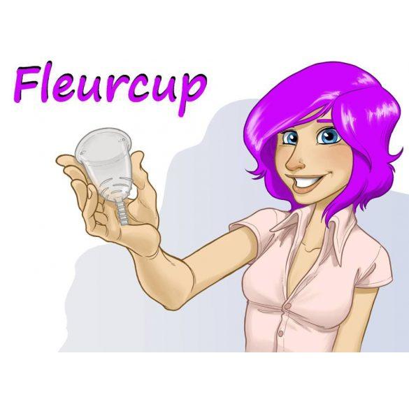 Fleurcup - big size - with an Emilla cupbag