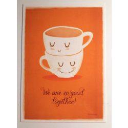 3db So Good Together!#2 - Adaland üdvözlőkártya