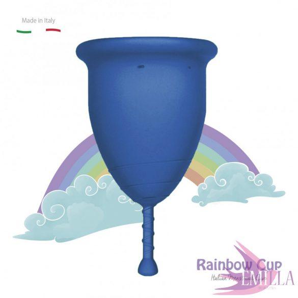 Rainbow Intimkehely nagy méret - Kék (középkemény)