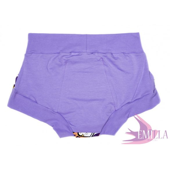 Purple Hero Period Scrundie XXL