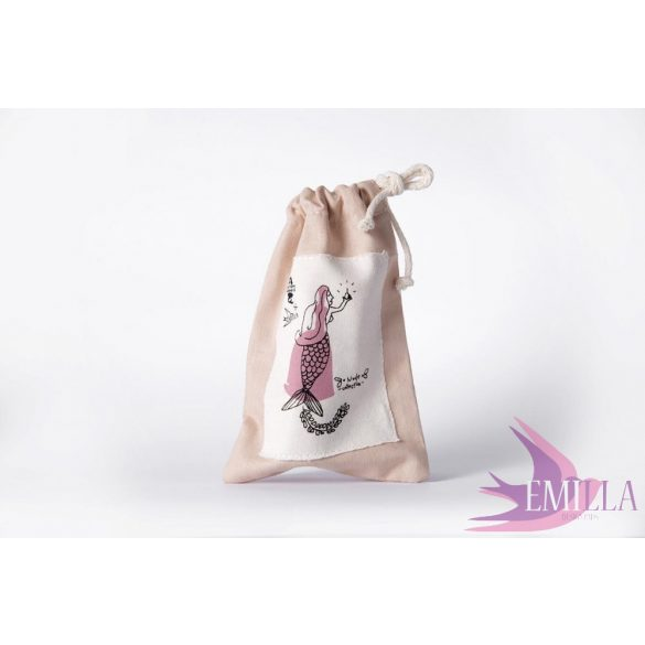 Emilla & Mermaid Cup L Mocha, középkemény - Nude Collection