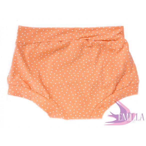 Peach-Purple Bunny Head limitált Pillebugyi xs