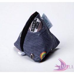 Blue Jeans Vag-Bag