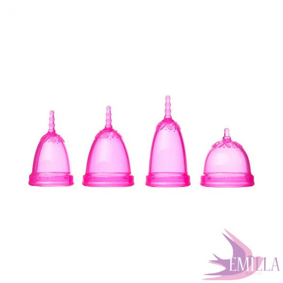 Juju Cup model 2 PINK - large size