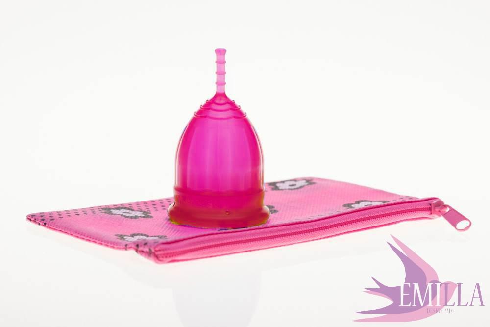 Menstrualna skodelica LaliCup