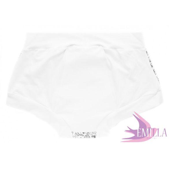 Napfényre változós Flamingo menstruációs bugyi XL