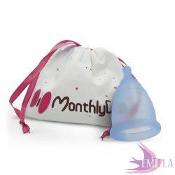 MonthlyCup Blue Sapphire - Kisméret/normál