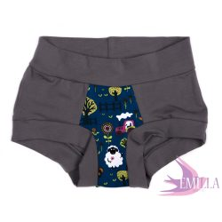 Blue Sheep limited Scrundies xxs