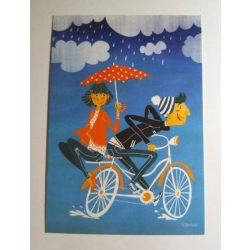 The LoveBike - Adaland designcard