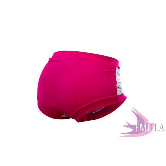 Csillámos Unikornis menstruációs bugyi M