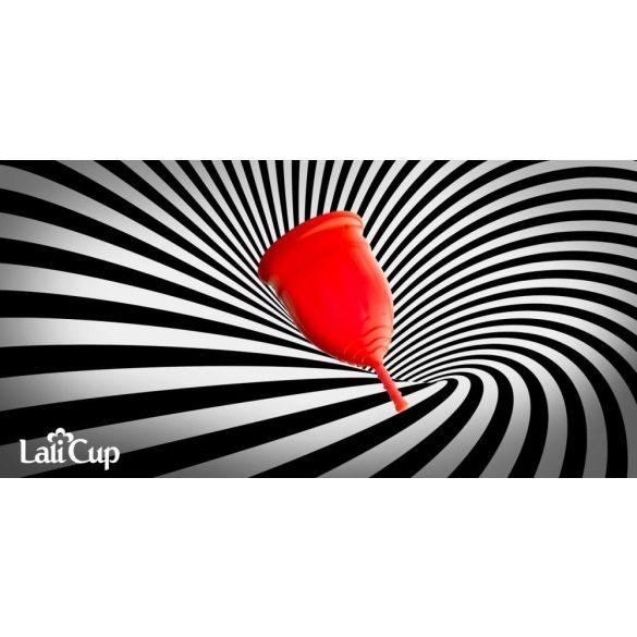 Lalicup - kisméret (S) - Piros