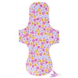 Gaia szülés utáni (XXL) intimbetét - Pretty Flowers