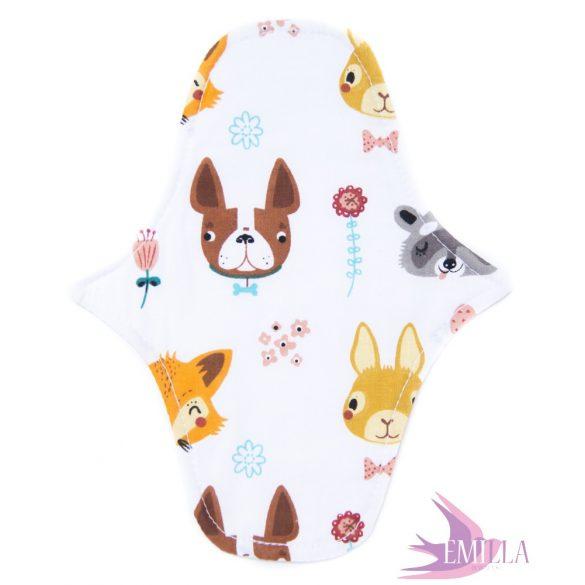 Afrodité Wide small pad (S) for light flow - Cute Friends