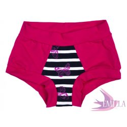 Butterfly Stripe limited Scrundies xxs