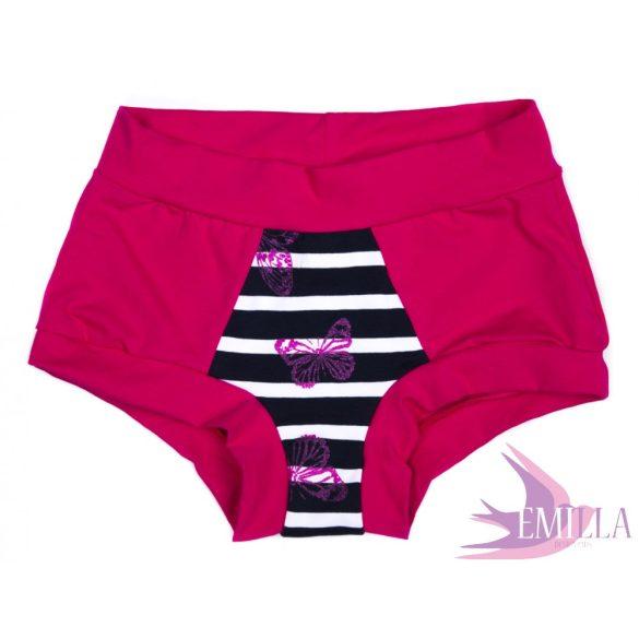 Butterfly Stripe limited Scrundies xxs