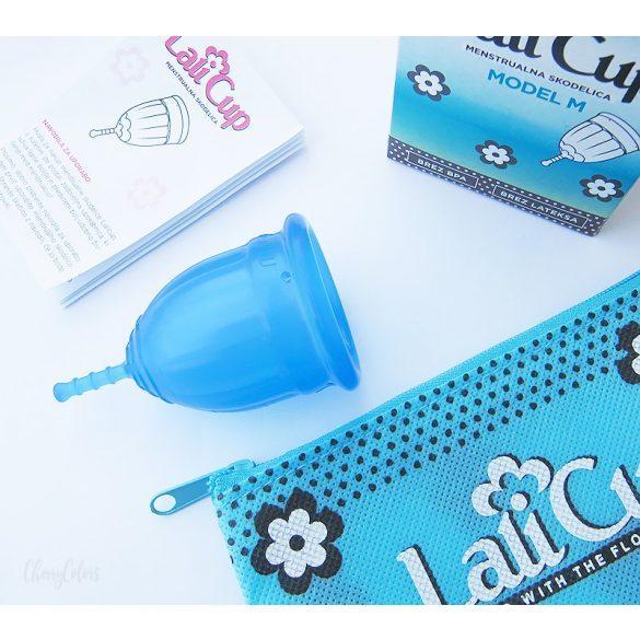 Lalicup - nagy méret (L) - Kék
