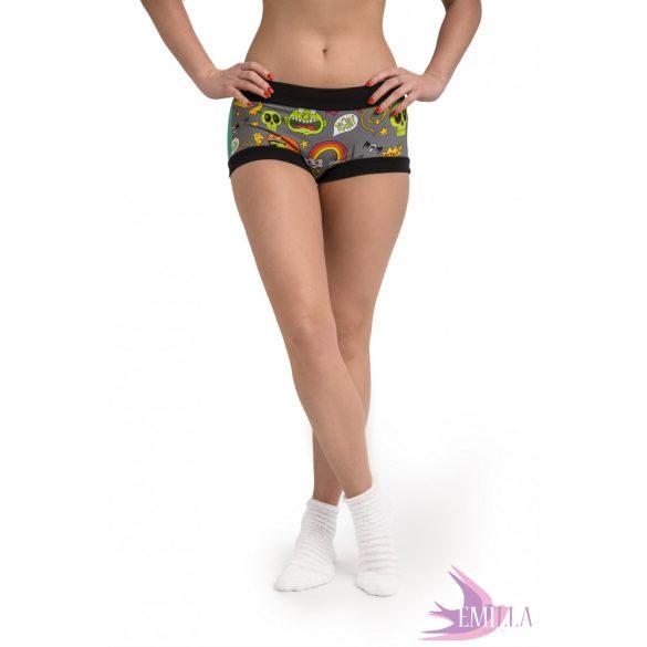 Szörnyes menstruációs bugyi XL