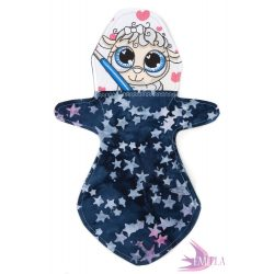 Sheep - Emilla Baba cloth pads for heavy flow