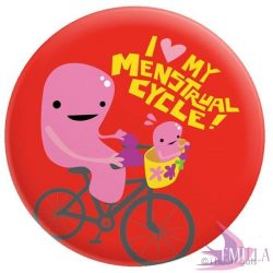 I Love My Menstrual Cycle - Hűtőmágnes