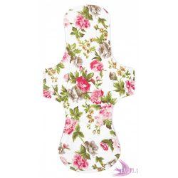 Gaia postpartum (XXL) clothpad - Romantic Rose
