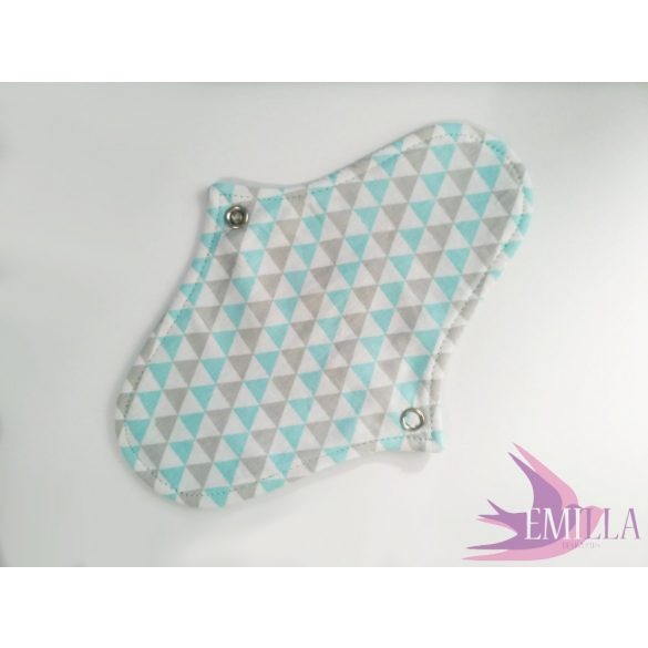 Loulou Cup Turquoise (Softer) - Large size - with a FREE Emilla liner