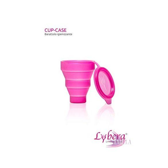 Lybera intimkehely sterilizáló pohár, orvosi szilikonból