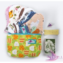 First Lady - Cloth pad kits for teens
