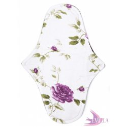 Pénelopé WIDE pad (M) light flow - Wild Rose